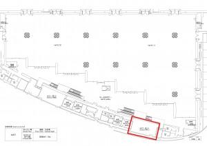 B2F ホールE セミナー室(1)※クリックすると拡大します