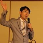 ビジョンバンの活動を熱く語られる加藤先生